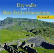 Day Walks from the Slate Trail of Snowdonia